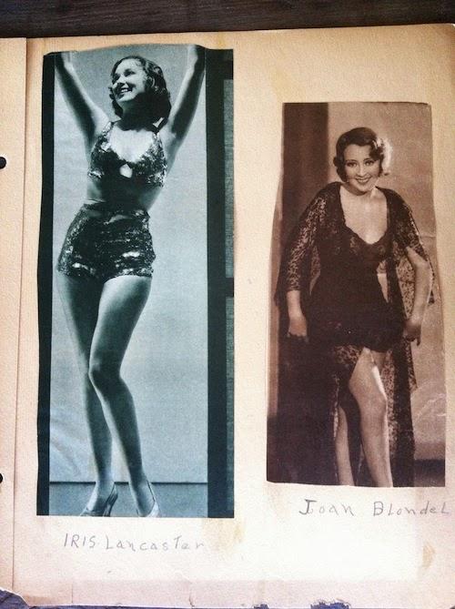 Iris Lancaster Joan Blondel