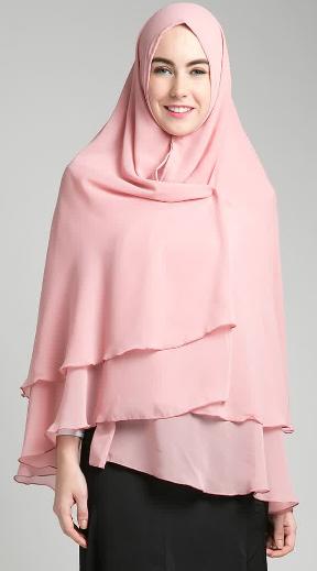 Inilah 10 Contoh Hijab Modern Terbaru 2015