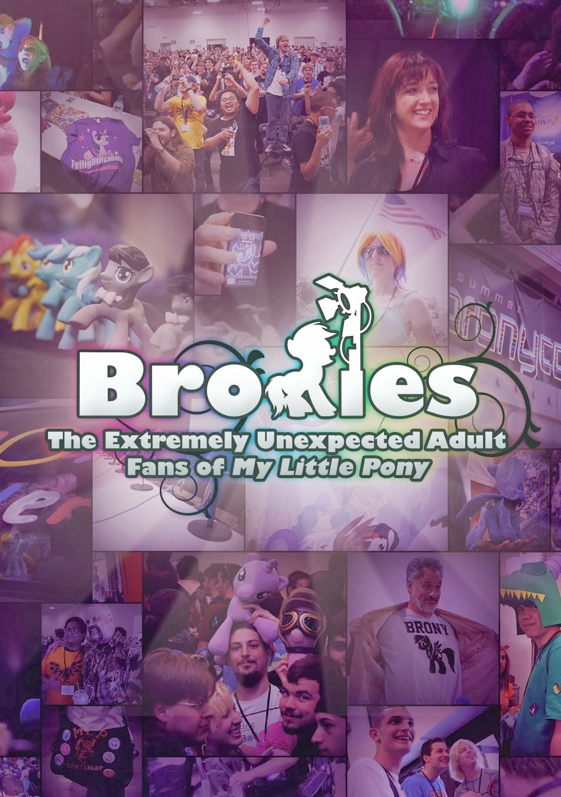 Bronies The Extremely Unexpected Adult Fans Of My Little Pony Formerly Titled As Brony Con Documentary Is A 2012 Film Centring On