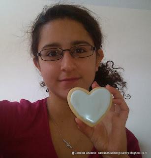 Oriana's Valentine Cookies