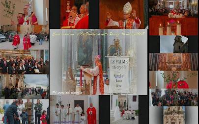 Come eravamo... domenica delle palme 16 marzo 2008