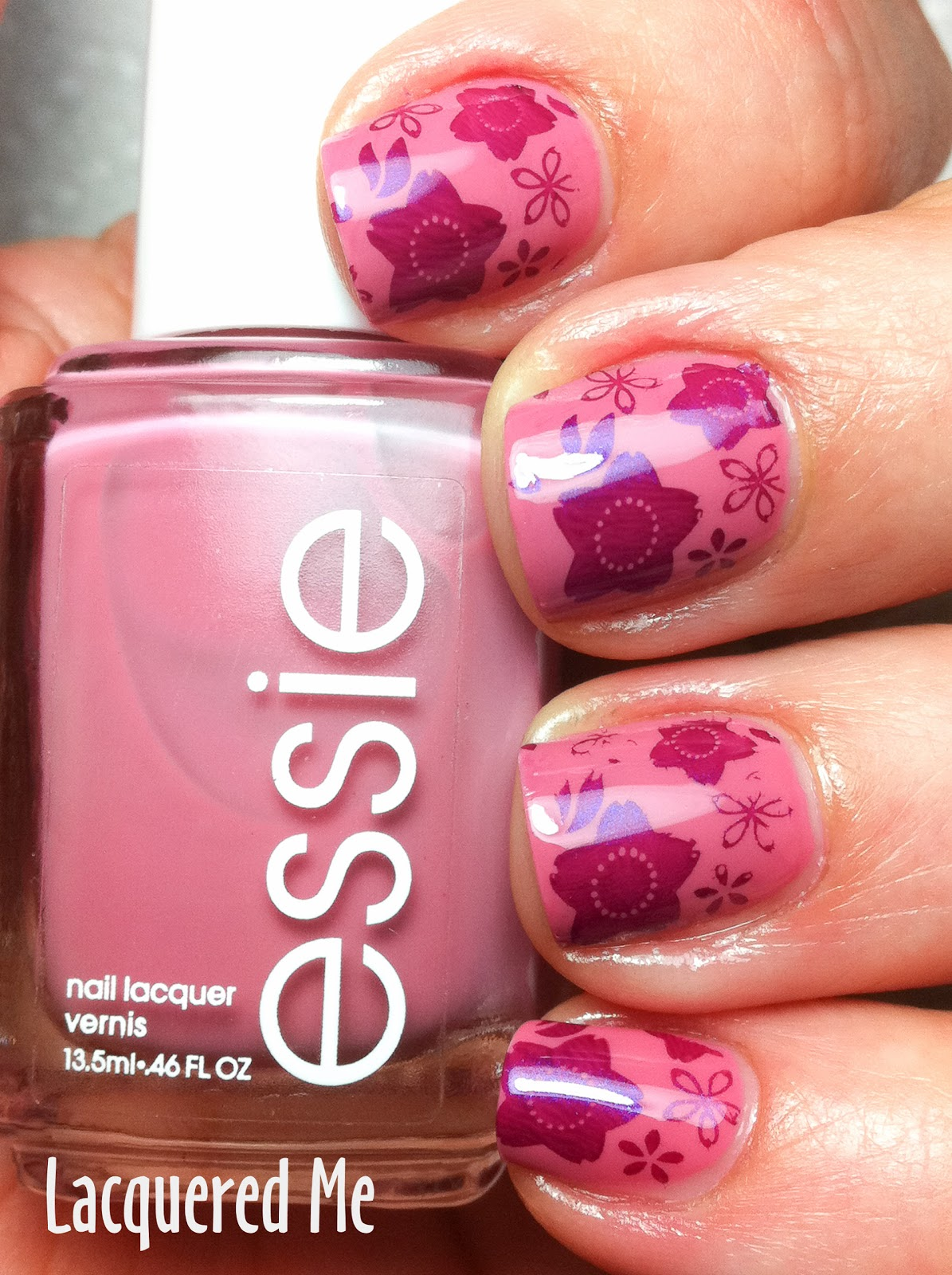 Lacquered Me: Pink Wednesday - Essie Fun in the Gondola with some ...