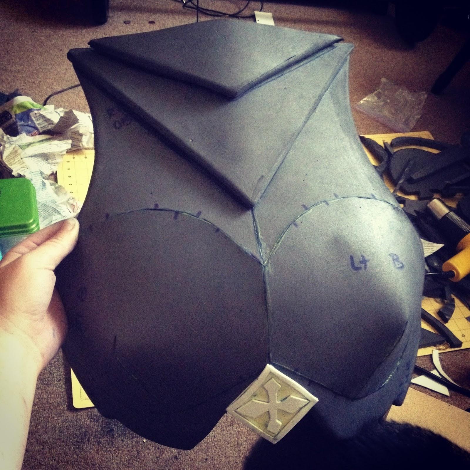 15 new eva foam armor templates best template eva foam armor templates cosplay tutorial all new thor lady thor armor tutorial maxwellsz