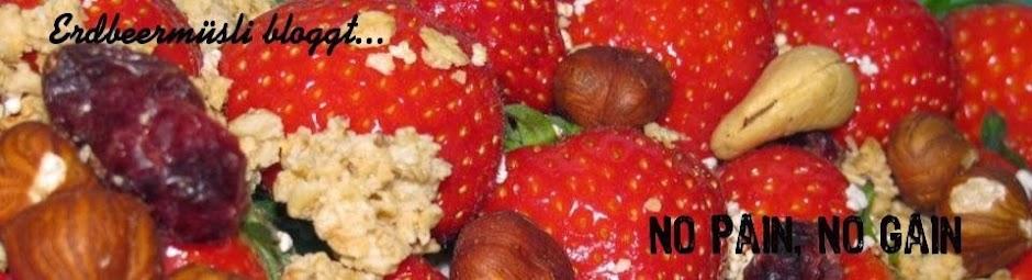 Erdbeermüsli