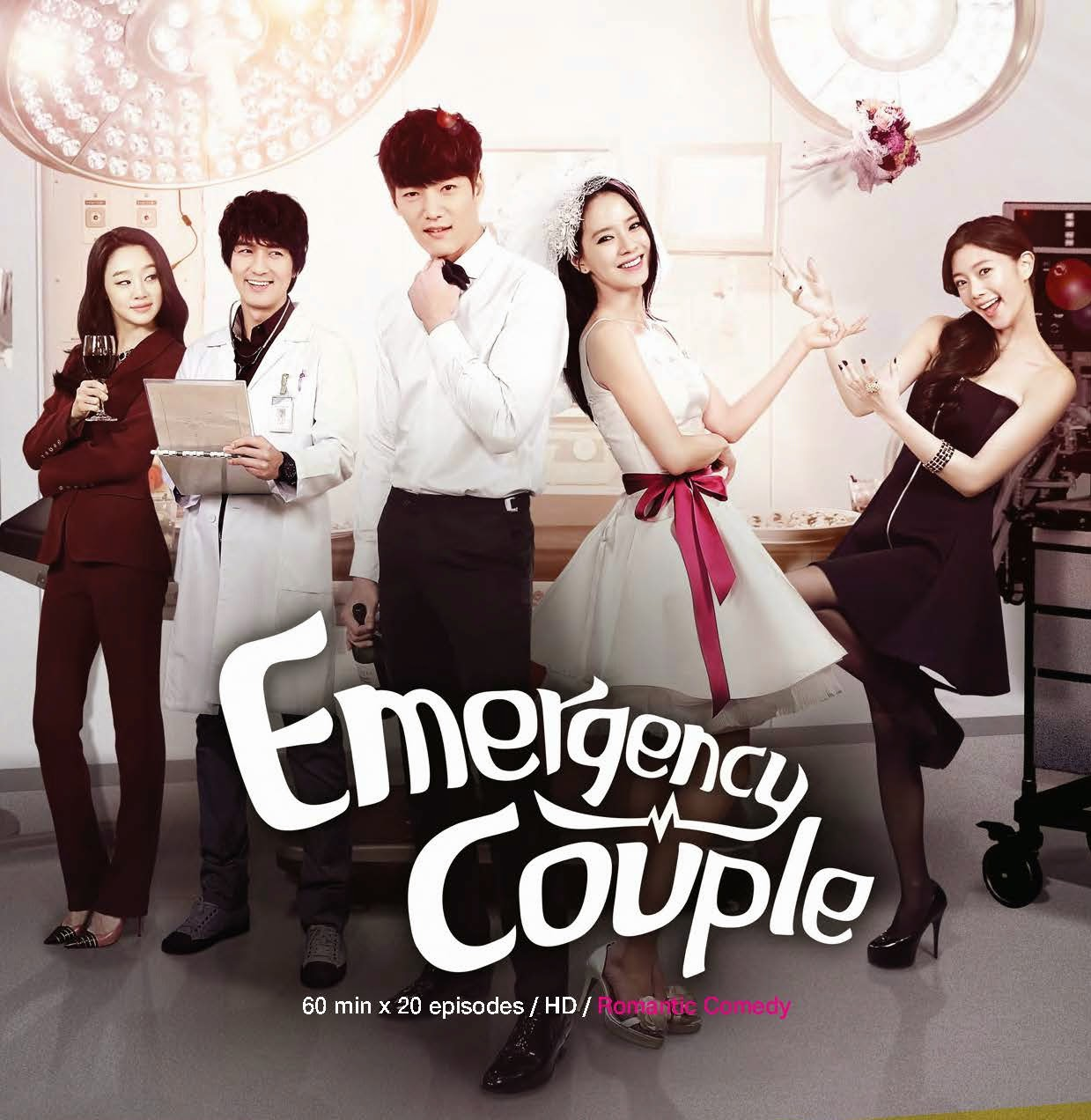 Nonton Drama korea Emergency Couple sub indo