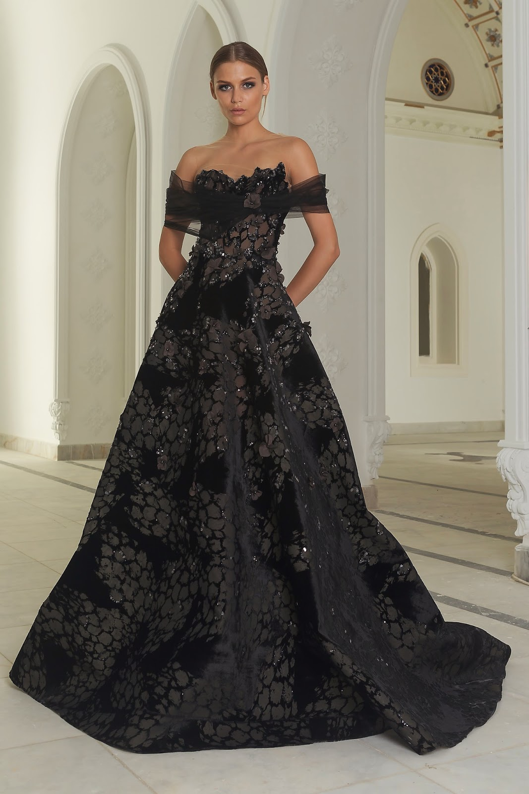 Vestidos de cóctel elegantes