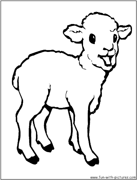 Printable Horse Coloring Pages Farm Animals