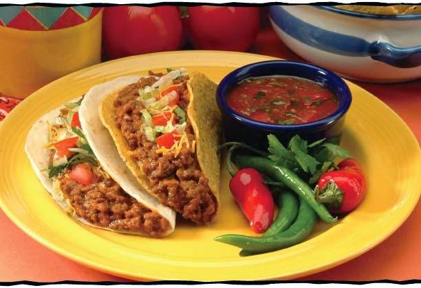 Krepli Taco Tarifi