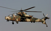Panha 2091Toufan Attack Helicopter