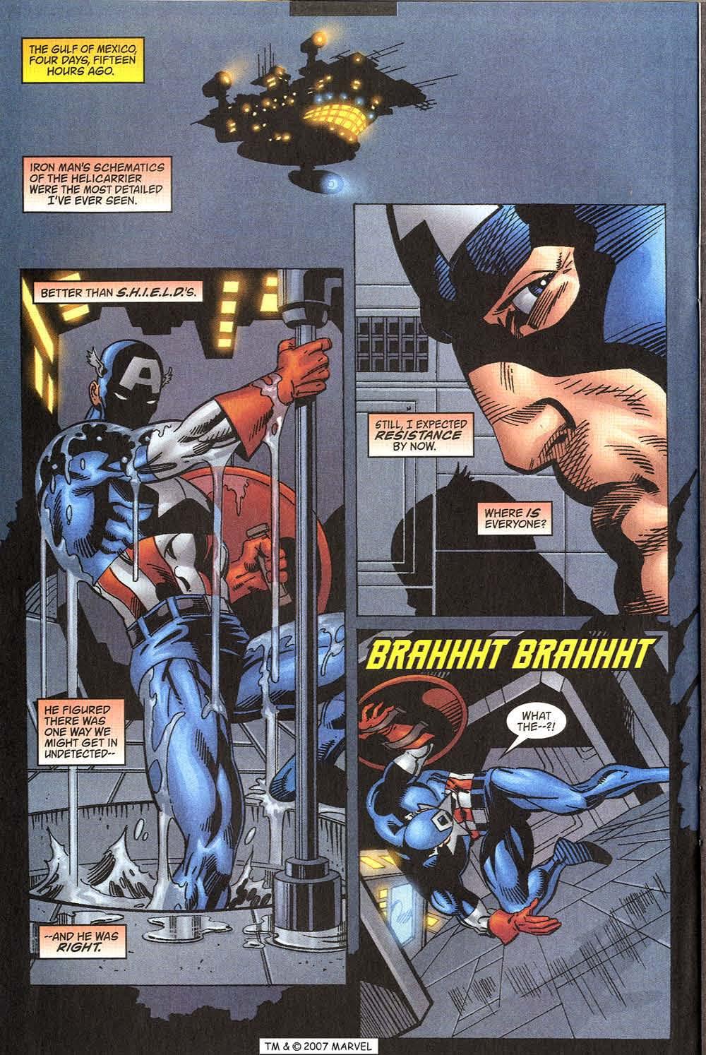 Captain America (1998) Issue #46 #53 - English 24