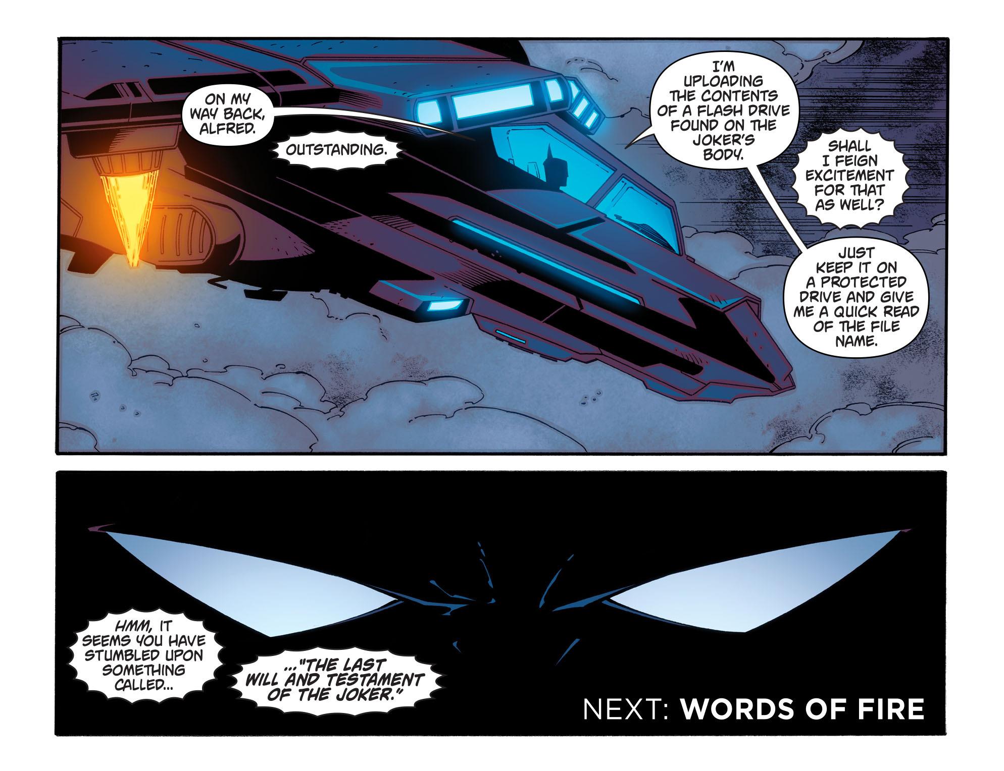Batman: Arkham Knight [I] Issue #3 #5 - English 22