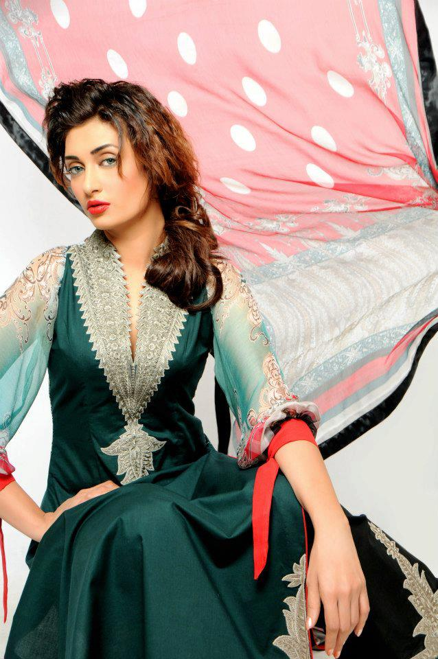 Aeisha Varsey Lawn Collection 2013