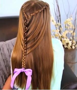 peinados en trenzas para nias peinados de trenzas paso a paso