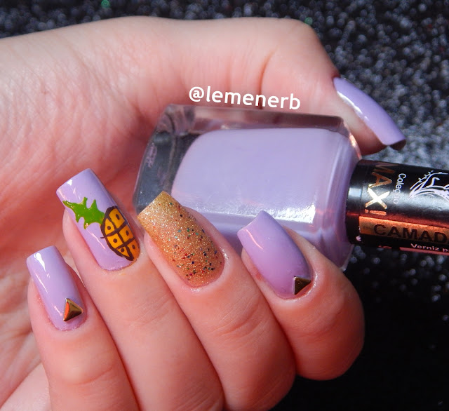 nail art fruit