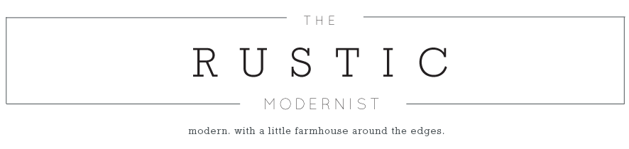 The Rustic Modernist