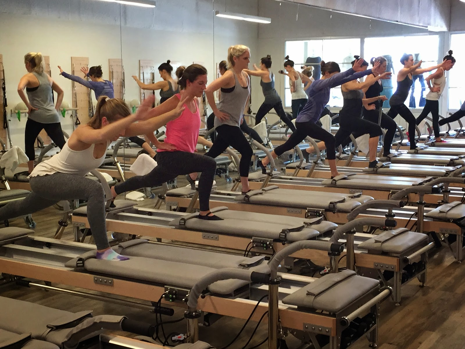 pilates barre dallas, pilates barre class review,