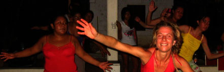 Taller de Danza De Raiz Afro