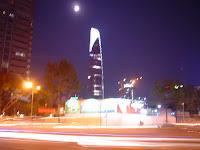 Bitexco Financial Tower Saigon Vietnam