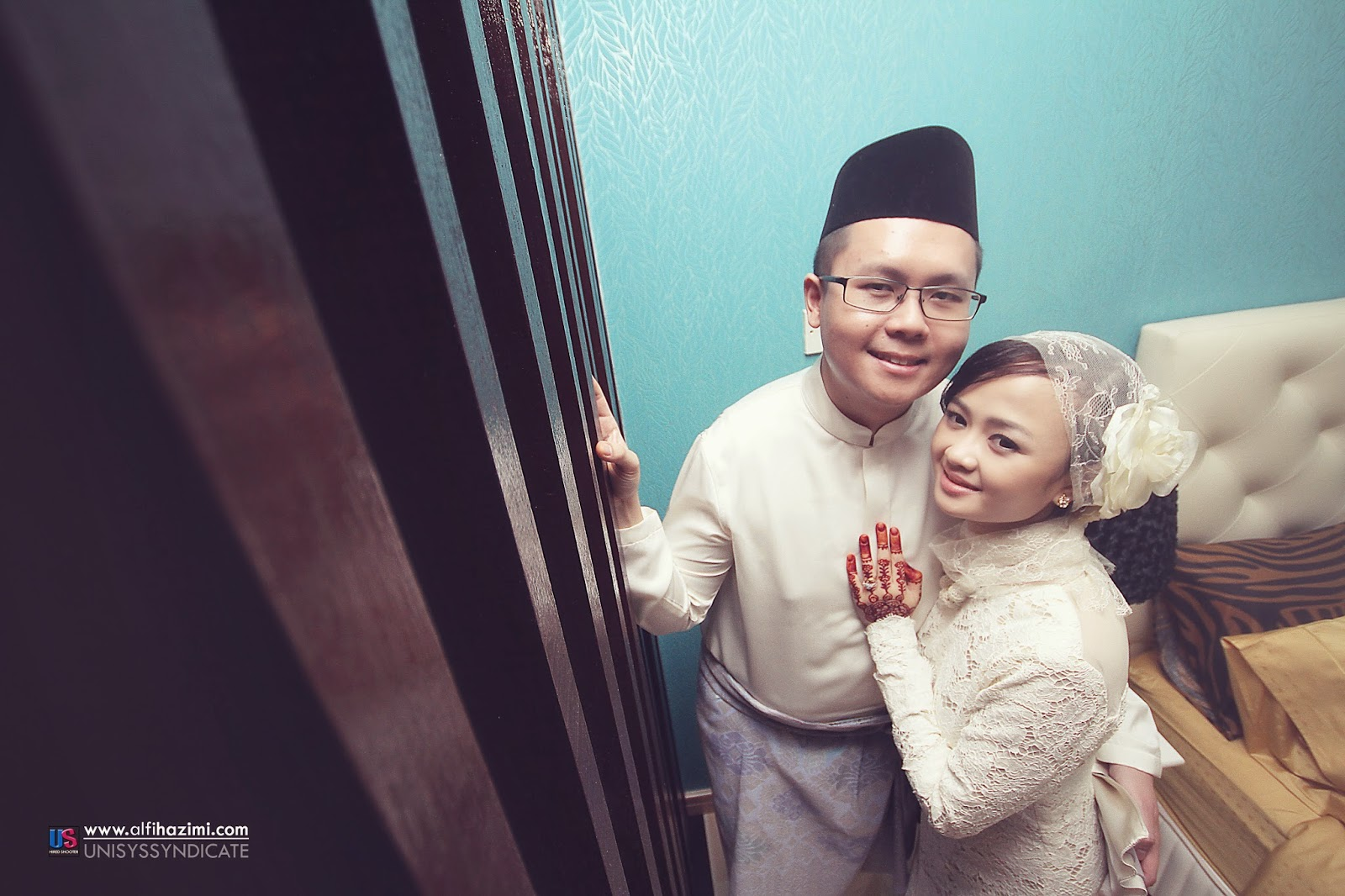 Anna and malay wedding