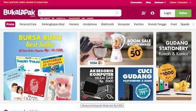situs jual beli online terbaik dan terpercaya