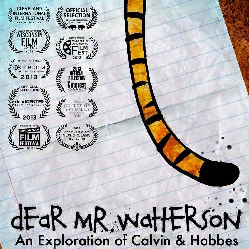 Poster de la película Dear Mr. Watterson (2013)