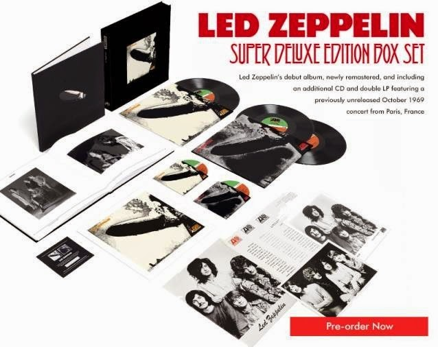 led zeppelin ristampa