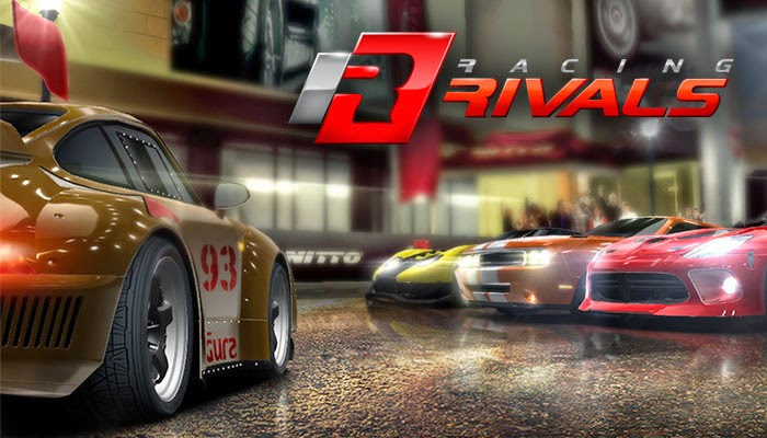 Racing Rivals gratis en smartphones y tablets