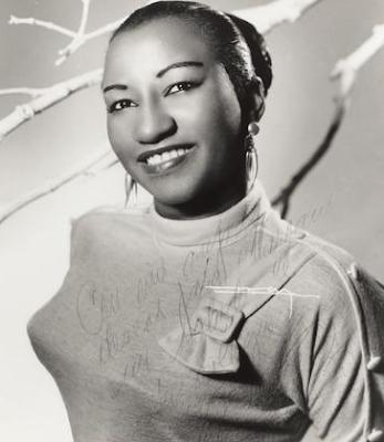 Los temas más románticos de Celia Cruz