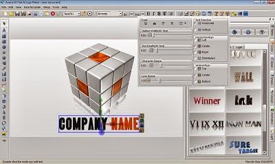 تحميل برنامج عمل اللوجو وتصميم الشعار