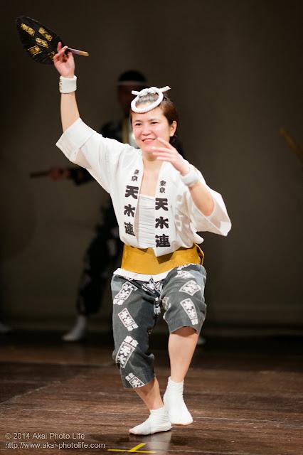 東京天水連 エコアニバーサリーイベント