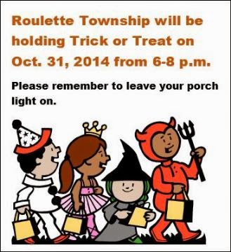 10-31 Roulette Trick Or Treat
