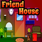 Games4King Friend House Escape Walkthrough