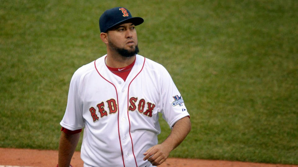 Red Sox Willing To Part With Reliever Mujica