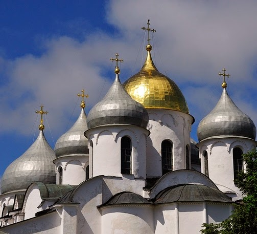 Cathedral of St. Sophia, Novgorod