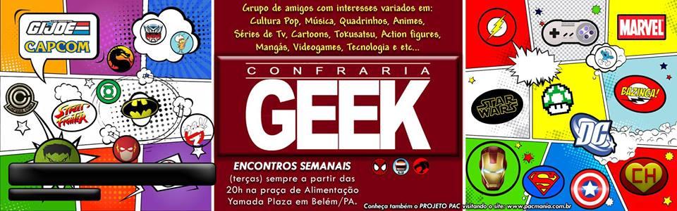 Confraria Geek Brasil