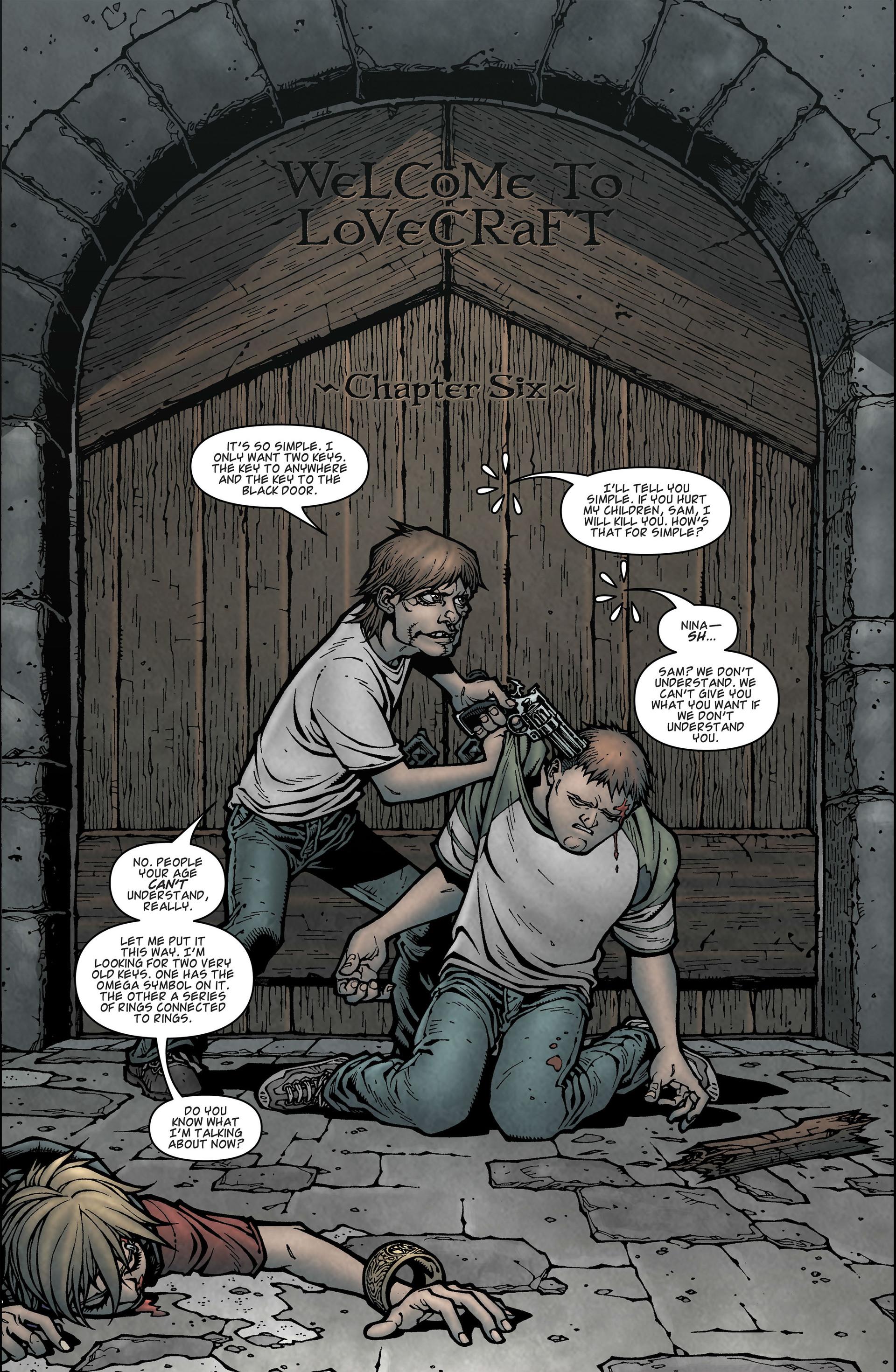 Locke & Key (2008) Issue #6 #6 - English 4