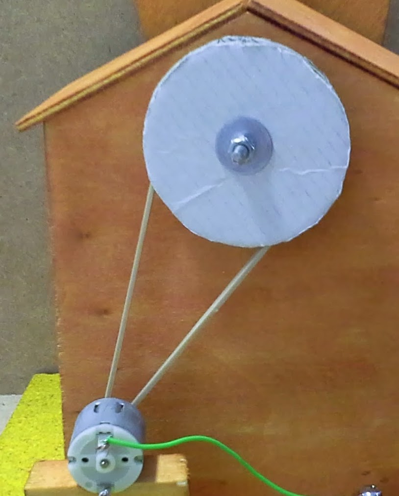 Sistema de transmision por correa