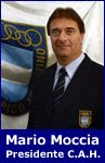 Presidente del C.A.H. (Club Argentino de Handball)