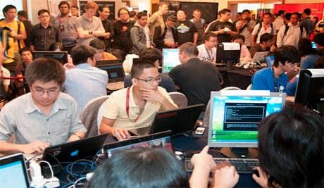 Indonesia Juara ke-3 Kompetisi Hacking Dunia