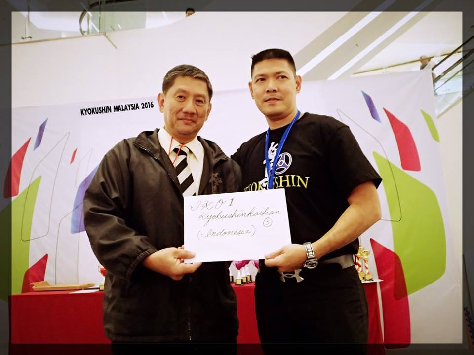3rd Malaysia Open Kyokushin-Kan Karate Tournament