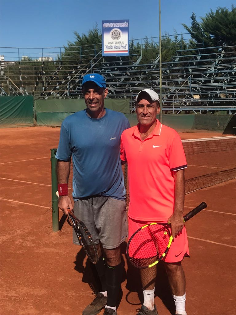 ITF SENIORS G3 VIÑA DEL MAR - CAMPEON GARGIULO
