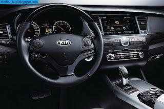 Kia k9 car 2013 dashboard - صور تابلوه سيارة كيا k9 2013