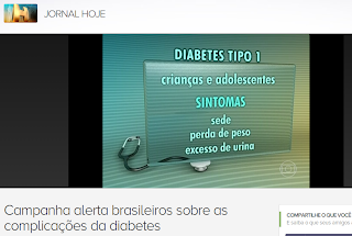 diabetes, tipos, sintomas, tratamentos, carboidratos