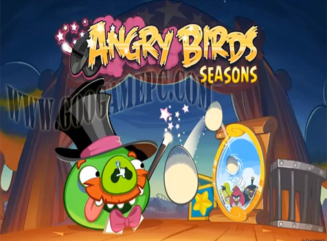 ABS: Angry Birds Seasons 3.3.0 Full Patch Free Download