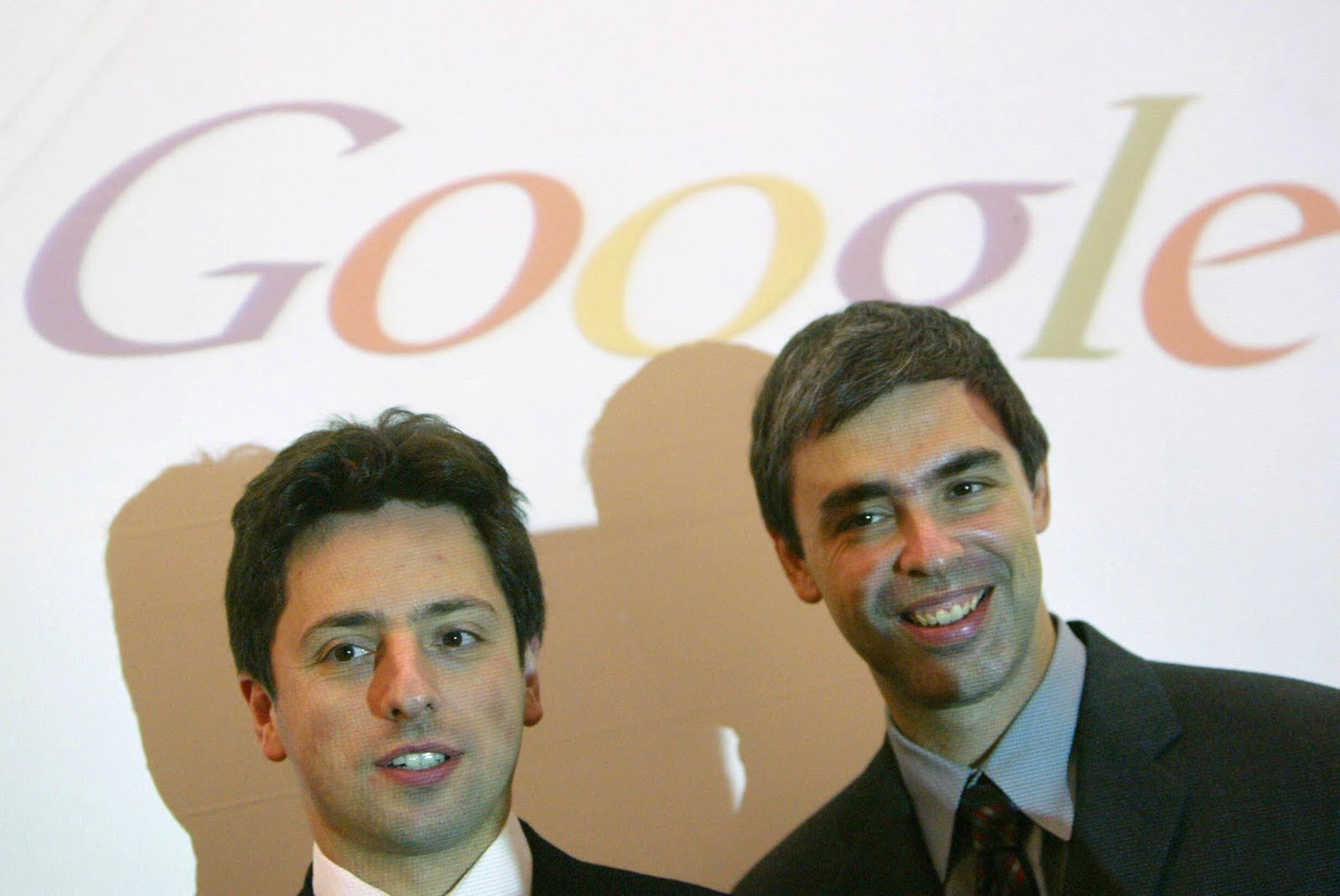 Interesting Facts: Profile: The Google founders