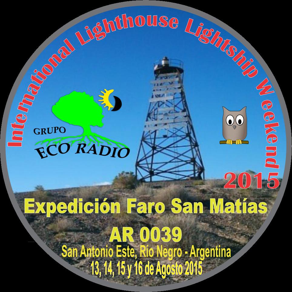 PIN Faro San Matías AR 0039