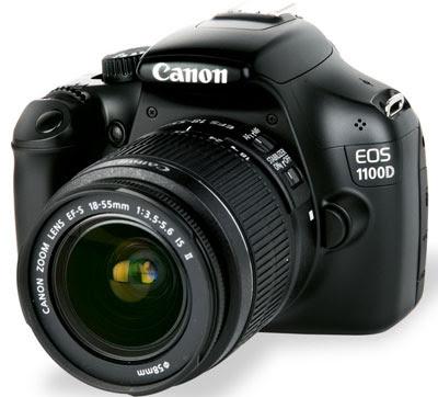 harga kamera dslr murah canon 1100d