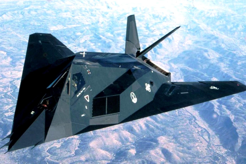 F-117 Nighthawk (Foto 1) PROKIMAL ONLINE Kotabumi Lampung Utara
