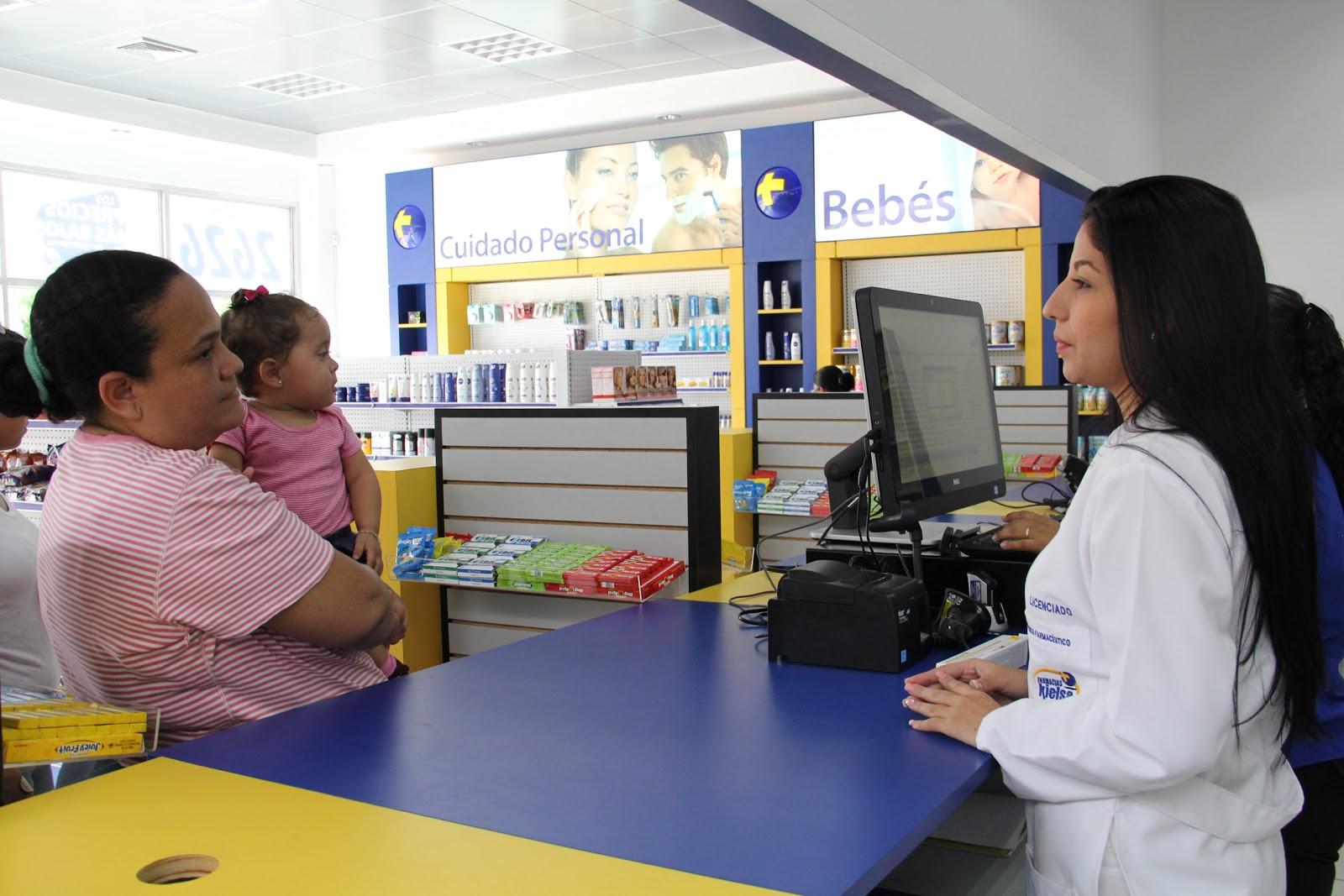 Farmacia Kielsa, ofrece nuevo servicio a sus clientes