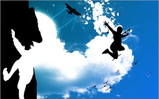 Terbang Tinggi di Negeri Khayalan